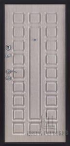 Внутренняя отелка ПВХ белёный дуб для двери Консул