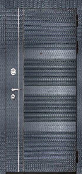 Входная дверь Карбон